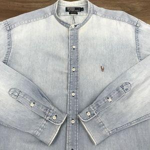 Polo Ralph Lauren Postboy Denim Shirt